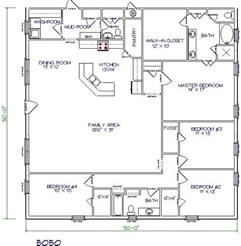 top  metal barndominium floor plans   dream home hq plans metal building homes