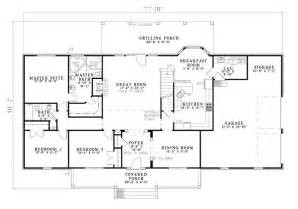 Cape Cod House Floor Plans Stewart Place Cape Cod Home Plan 055d 0759 House Plans And More