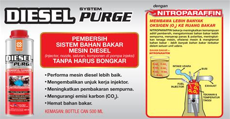 Paket Diesel Purging Terbaik Primo Diesel Purge tune up mesin diesel gt purging dengan primo diesel purge