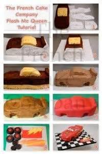 tutorial flash mcqueen flash mcqueen tutorials 17 07 13 fcc cuisine pinterest