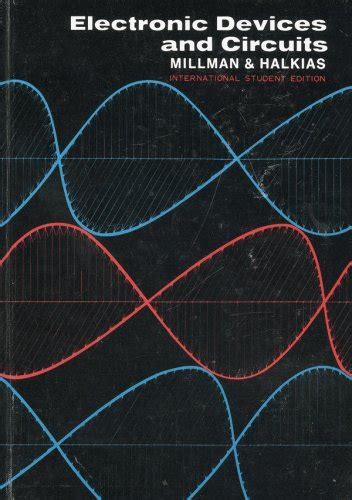 integrated circuits millman halkias grix it forum the of electronics o simili su elettronica generale