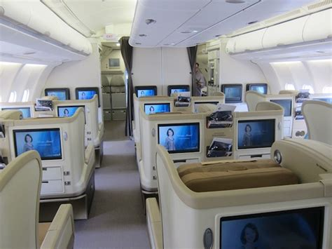 Bangkok Airways Interior by Review Singapore Airlines Business Class Bangkok To