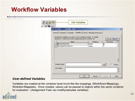 what is informatica workflow informatica workflow variables 28 images complete