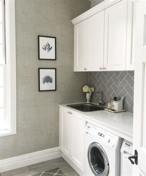 grey laundry room 25 best ideas about grey laundry rooms on utility room inspiration utility room