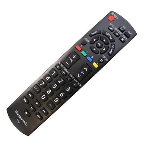 Top Home Decor Brands Original Panasonic Tc P60u50 60 Quot Tv Remote Control