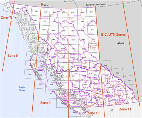 SAR Technology   BC Topographic GIS Maps