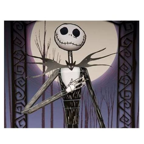 Skellington Papercraft - 1000 images about nightmare before