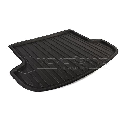 rear trunk tray boot liner cargo mat floor for mitsubishi
