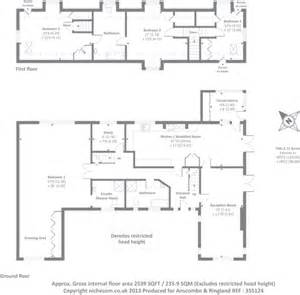 chalet bungalow floor plans 4 bedroom detached bungalow for sale in cottage farm