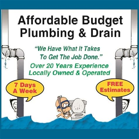 Affordable Heating And Plumbing by Affordable Budget Plumbing Drain Plumbing Mingo Junction Oh United States Phone Number