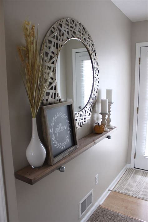 Nice Living Room Tv Wall Ideas #7: 9d007389d44515192f5686df0cf6676e--entryway-shelf-entryway-wall-decor.jpg