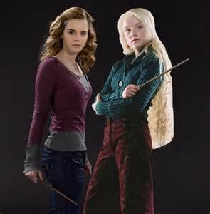 hermione granger and lovegood friendship images