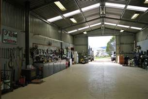 garages melbourne tru bilt fabrications