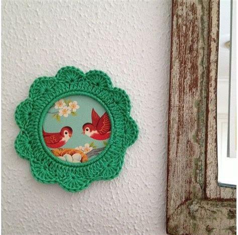 crochet pattern picture frame crochet frame quot sew crochet knit galore quot pinterest