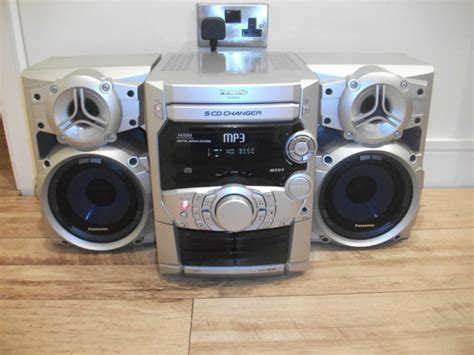 panasonic sa ak stereo system  sale  newcastle