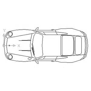 Car Plan View by Car Drawing Top View Pdf Car Pictures Car Canyon
