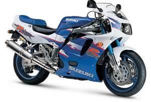 Suzuki R 750 1995 Suzuki Gsx R 750 Ws Moto Zombdrive