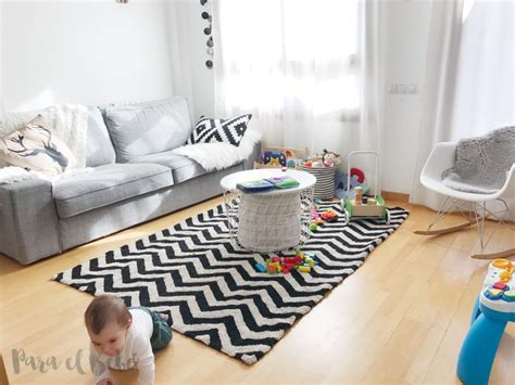 como decorar un salon con juguetes como decorar un sal 243 n comedor con ni 241 as beb 233 y perro