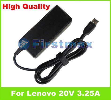 Dijamin Adaptor Charger Laptop Lenovo 20v 3 25a Original 20v 3 25a 65w laptop power adapter charger 5a10g68674 adl65wdj 5a10g68675 adl65wlb for lenovo