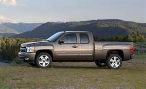 Chevrolet Truck 2007 Car And Driver