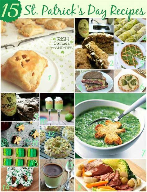 st s day recipes from ireland 15 st patricks day recipes