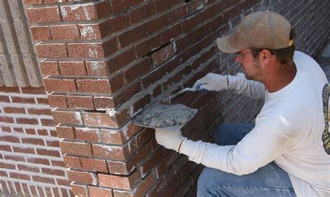 fireplace repair mortar image gallery tuckpointing repair