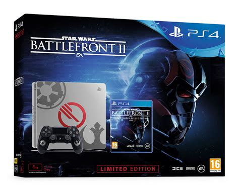 Ps4 Wars Battlefront introducing the limited edition wars battlefront ii