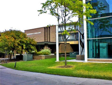 Wayne State Mba Admission Requirements by Purdy Kresge Library