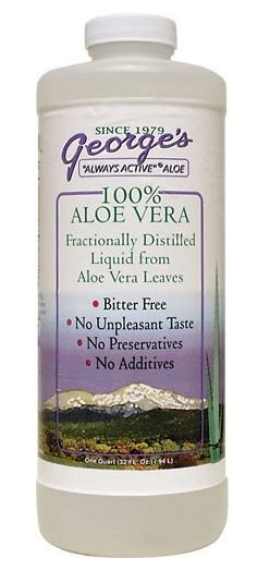 Bio Active Aloe Vera Juice Detox by Vitamins