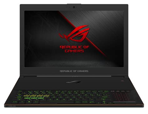 asus launches rog zephyrus m gm501 a more traditional flagship gaming notebook