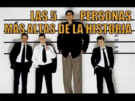 amigos en las altas b006z9vegy las 5 personas m 193 s altas de la historia youtube