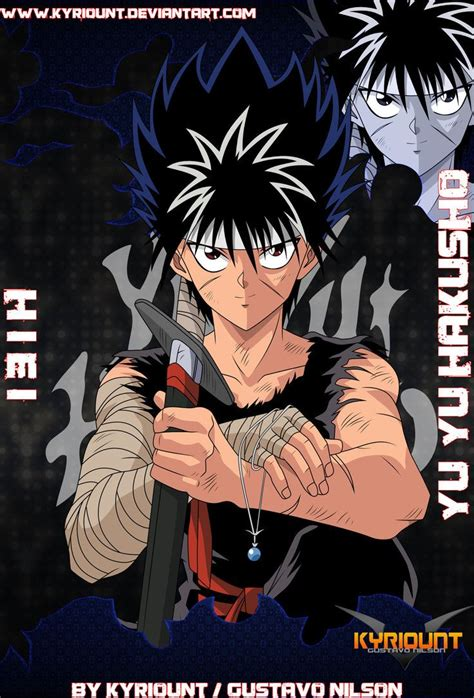yu yu hakusho tattoo best 25 hiei ideas on yu yu hakusho hiei