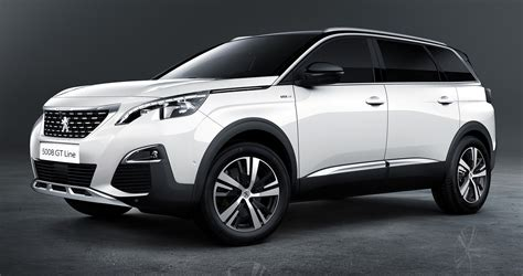 peugeot mpv 2017 2017 peugeot 5008 revealed goodbye mpv hello suv