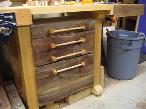 Building Drawers For A Workbench by Woodworking Building Woodworking Benches For Small Shops