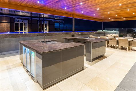 outdoor kitchen cabinets melbourne alfresco kitchens limetree alfresco outdoor kitchens