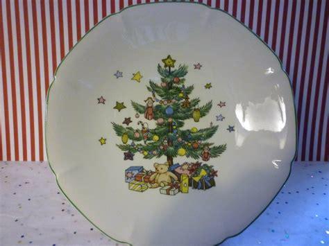 nikko china christmas tree presents fine china