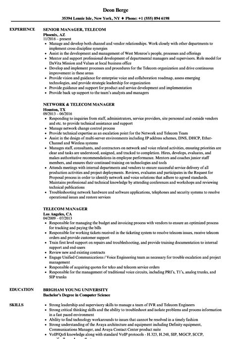 top 8 telecommunication engineer resume samples 1 638 jpg cb 1432129057