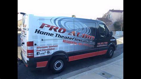 pro audio home theater installation youtube