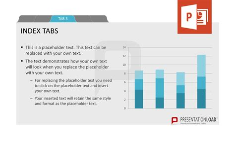 Do You Know Our Index Tabs For Powerpoint These Templates Are Modeled After Traditional Paper Designing Coherent Template