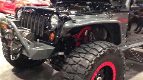 badass white jeep wrangler badass jk jeep wrangler youtube