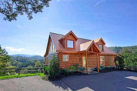 Best Cabins In Pigeon Forge by Luxury Convenience Found In The Top 6 Cabins In Pigeon