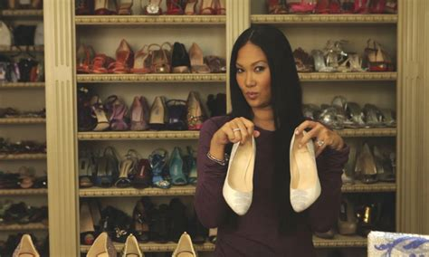 Kimora Simmons Closet by Take A Tour Inside Kimora Simmons Closet With Bluefly