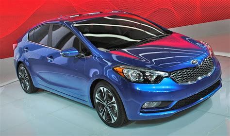 2014 Kia Forte Mods Chevrolet Updates Malibu For 2014 One Year After Its