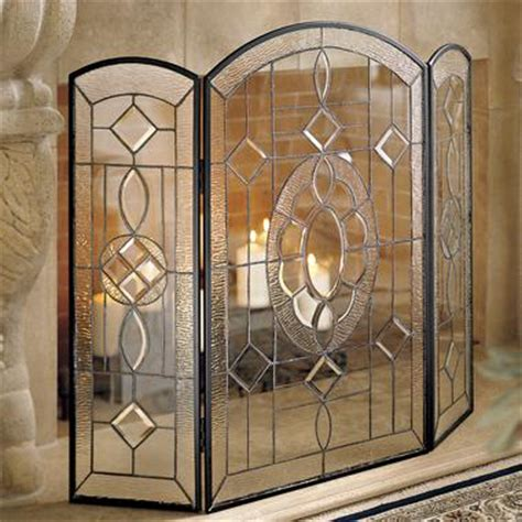 Fireplace Screens Glass by Lg Glass Screen Home Decoration Tricks