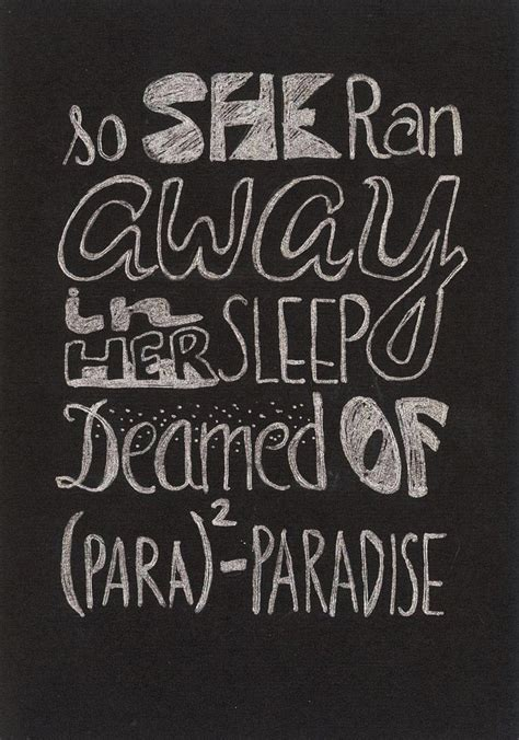 coldplay quotes from songs paradise coldplay by proud of your love on deviantart