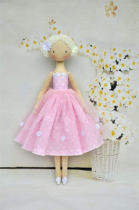 Handmade Doll Pattern - the 25 best ballerina doll ideas on handmade