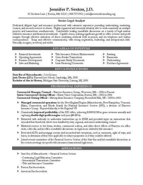 formal resume sle 28 images resume for sales executive