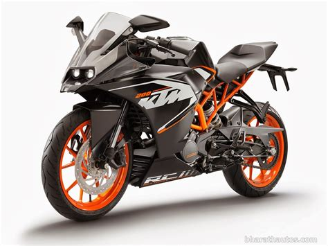 Ktm Duke Bikes India Ktm S Official Website Confirms The Arrival Of Rc 200 And