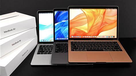 macbook air colors apple macbook air retina unboxing review all colors
