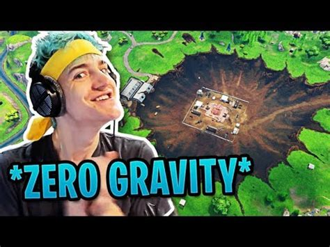 fortnite zero gravity new dusty divot fortnite map zero gravity fortnite